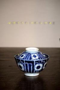 楽器模様の古伊万里 - 疾風谷の皿山…陶芸とオートバイと古伊万里と