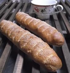 黒豆スティックとゆずチーズ - タミーズベーカリー