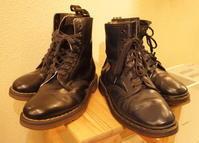 Dr.martens, Ferragamo shoes - carboots