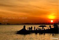 East Coast Park Sunset ★イーストコースト日和の週末 - フォトジェニックな日々