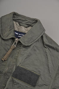 COMME des GARCONS HOMMEのフライトジャケット - un.regard.moderne