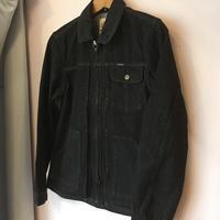 ナスングワム COAST LIGHT JKT ブラックデニム - BEATNIKオーナーの洋服や音楽の毎日更新ブログ