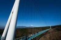 富士山の見える景色 002 - 感動模写Ⅱ