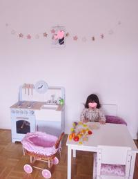 子供部屋のデコレーション☆ - ドイツより、素敵なものに囲まれて