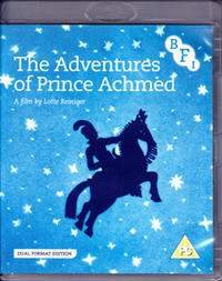 「アクメッド王子の冒険」 Die Abenteuer des Prinzen Achmed  (1926) - なかざわひでゆき の毎日が映画三昧