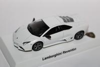 1/64 Kyosho Lamborghini KYOSHO 50th Limited Reventon - 1/87 SCHUCO & 1/64 KYOSHO ミニカーコレクション byまさーる