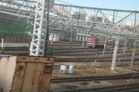 藤田八束の鉄道写真@貨物列車を「さいたま新都心駅」で撮影、尾久駅で面白い貨物列車EF81に逢いました - 藤田八束の日記