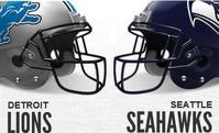 NFL 2016 Wildcard Playoff, Lions @ Seahawks - 趣味のページ
