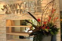 定期の花 エニタイムフィットネスセンター赤羽北店様 火の鳥 - 北赤羽花屋ソレイユの日々の花