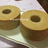 シフォンケーキ - みなみかぜの香港でお菓子教室♪