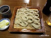 へぎ蕎麦「こんごう庵」(御徒町) ★★★ ☆☆ - B級グルメでいいじゃん!