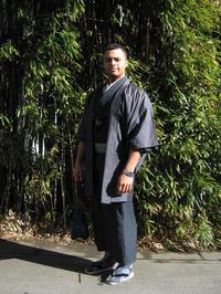 カリフォルニアからようこそ。 - 京都嵐山 着物レンタル&着付け「遊月」