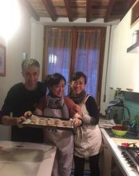 料理男子からシエナの伝統菓子を習う 2016 - ユキキーナの日記