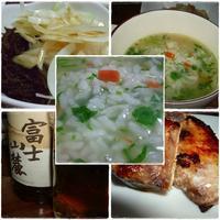 七草粥 - 『車いすで楽しめる食事処』・レシピ&ガーデニング