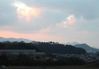 明日香 小原 夕景 - 魅せられて大和路
