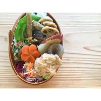 根菜と湯葉の炒り煮BENTO、そして久々のスメドレー - Feeling Cuisine.com