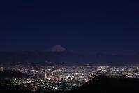 白山からの夜景 - 風とこだま