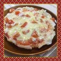 お正月に余ったお餅をリメイク!フライパンで簡単もちピザ(レシピ付) - kajuの■今日のお料理・簡単レシピ■