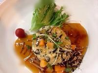 黒豆とヒジキの山芋豆腐 - ナチュラル キッチン せさみ & ヒーリングルーム セサミ