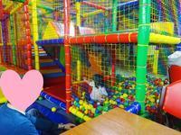 大きな室内遊び場に行ってきました☆ - ドイツより、素敵なものに囲まれて