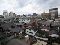 鶴形山から - 休憩室