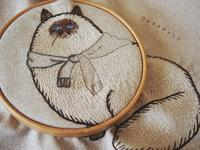 ヒマラヤンの刺繍 - マルチナチャッコ