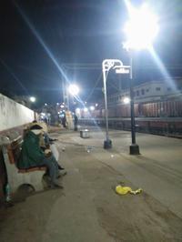 9時間遅れから15時間遅れ。インドの鉄道はやっぱりインド。 - インド現地採用 生活費記録