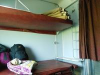 【動画】インド鉄道 2ACクラス車内 - インド現地採用 生活費記録