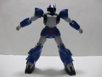 今日の玩具 (ロボット魂・トゥランファム その3) - Q部ログ
