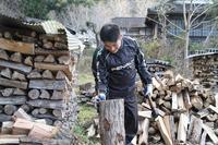 リンのゆく道 - 家具 木工家・薪ストーブ・みつばち・家族のどたばた日記