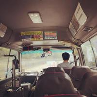 ミニバスに乗る - Mrs.NG Hong Kong Lifelog
