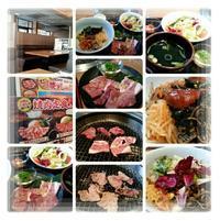 彩菜たっぷりヘルシーランチ@安楽亭♪ - コグマの気持ち