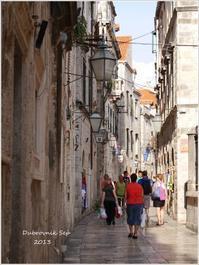 CROATIA '13 ④ Dubrovnik - Chaton の ひとりごと