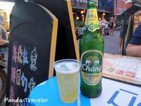 最初の宴はランブトリ通りの「MAGIC THAI FOOD」で! - 酒飲みパンダの貧乏旅行記 第二章