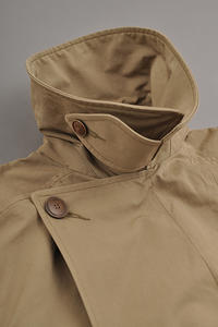HAVERSACK Weather Cloth Driving Coat - un.regard.moderne
