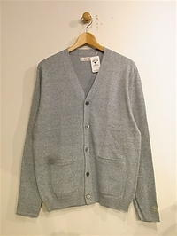 HOLLYWOOD RANCH MARKET / SOFT COTTON H EMBROIDERY SWEATER CARDIGAN - Safari ブログ