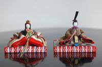 2月5日からさっぽろ東急百貨店5階の美術画廊で山田祐嗣さんの豆雛展、「小さなお雛様〜私の雛飾り〜が始まります。 - いぷしろんの空