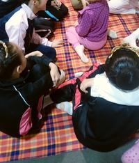 超教育的サンタクロースと やる気スイッチ - 日本でタイメシ ときどき ***