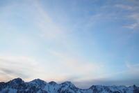 初冬の頃に -part 4-  蝶ヶ岳 - つながる*noyama