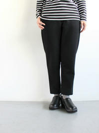 Ordinary fits  Wool Easy Pants (LADIES ONLY) - 『Bumpkins putting on airs』