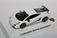 1/64 Kyosho Lamborghini KYOSHO 50th Limited Gallardo Superleggera - 1/87 SCHUCO & 1/64 KYOSHO ミニカーコレクション byまさーる
