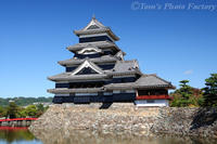 信州松本~松本城、ナイトビュー - Tomの一人旅~気のむくまま、足のむくまま~