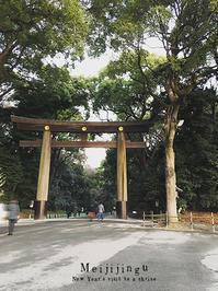開門とともに明治神宮へ〜 - Favorite place  - cafe hopping -