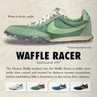 """NIKE """" WAFFLE RACER """" - TIMESMARKETのスタッフ日記"""