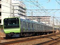 山手線E235試運転 - 8001列車の旅と撮影記録
