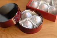 苺大福の作り方 - アルフの粉修行