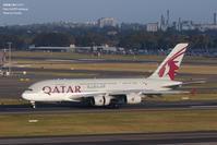 Scene of Sydney #3 - 飛行機写真 ~旅客機に魅せられて~