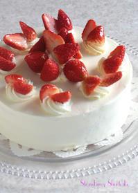 やっぱり、いちごのショートケーキ - Tortelicious Cake Salon