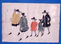 ふるさとの宝物 第163回 ラクスマン一行 - 青森県立郷土館ニュース