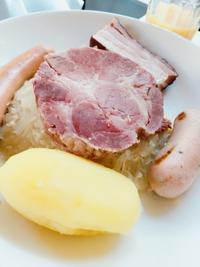 2月「シュークルートでアルザス料理」スケジュール決定!! - mahoのテーブルから